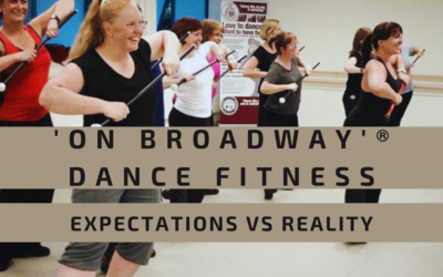 Dance Fitness: Expectations vs Reality